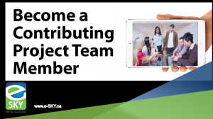 Become a Contributing Project Team Member (Updated PMI-PDU credits)